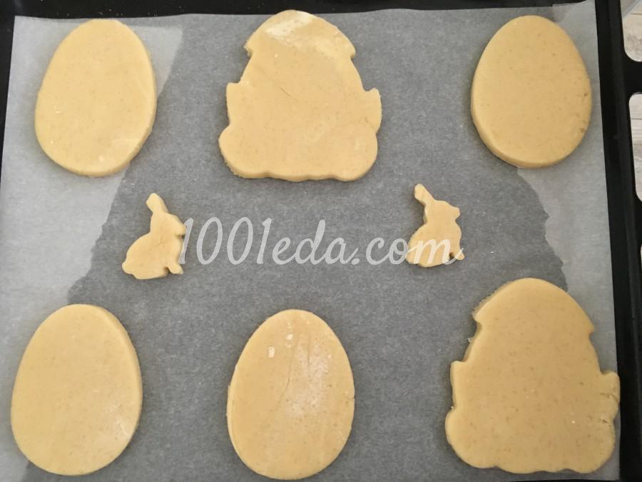 Пасхальные коржики: рецепт с пошаговым фото - Шаг №4