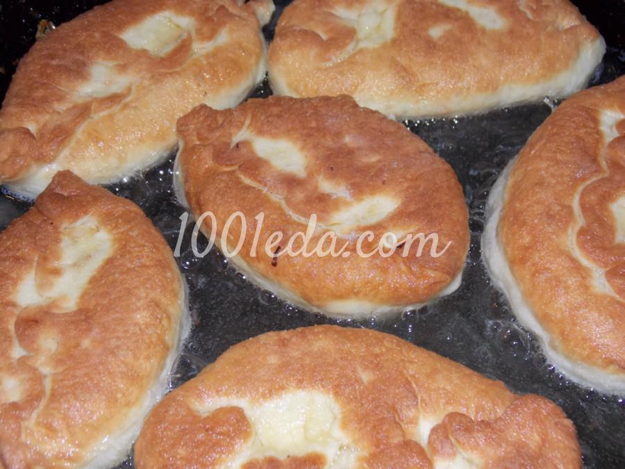 Пирожки с капустой Хочу добавки: рецепт с пошаговым фото - Шаг №8
