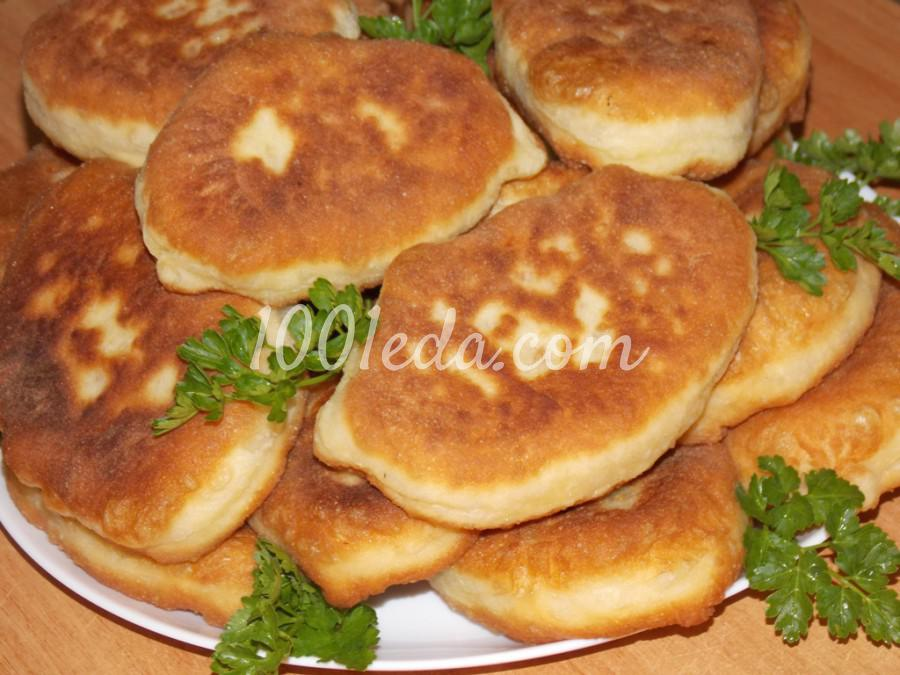Пирожки с капустой Хочу добавки: рецепт с пошаговым фото