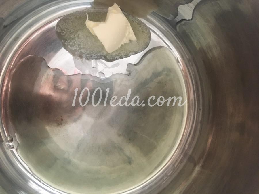 Суп-пюре из цветной капусты с интригующими гренками: рецепт с пошаговым фото - Шаг №1