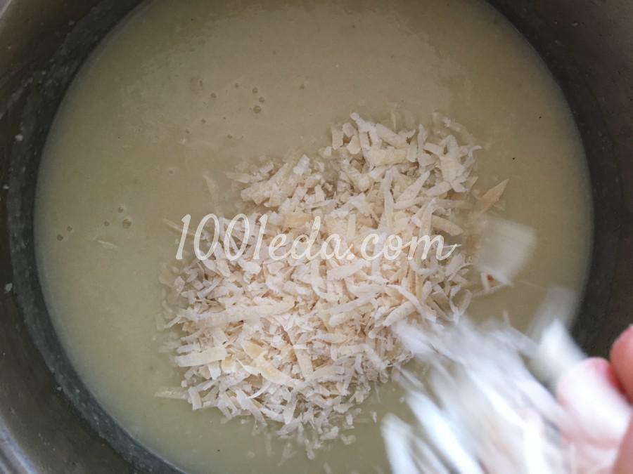 Суп-пюре из цветной капусты с интригующими гренками: рецепт с пошаговым фото - Шаг №6