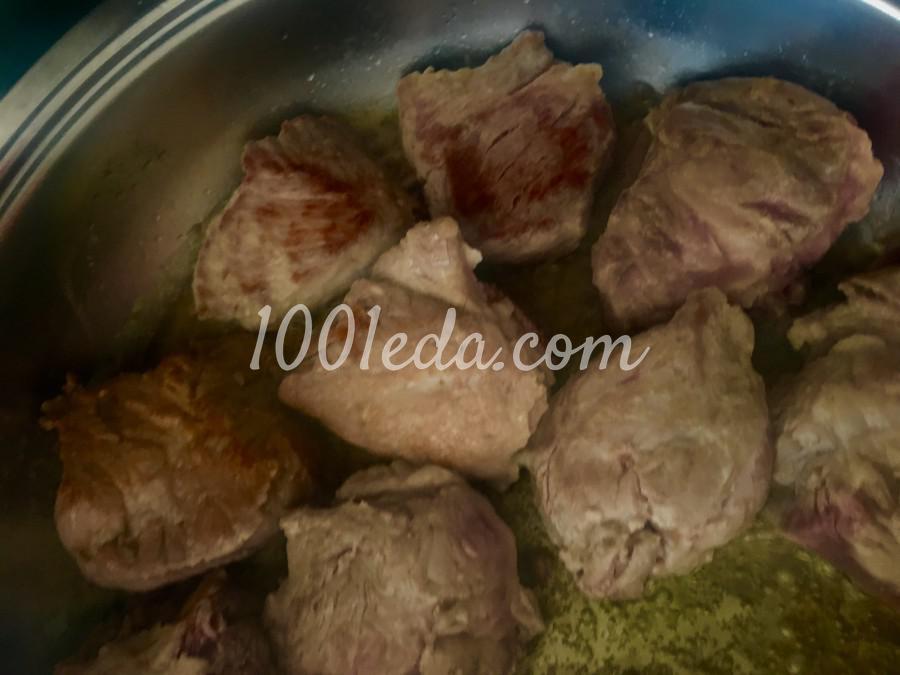 Мясо по-бургундски из свинины: рецепт с пошаговым фото - Шаг №2