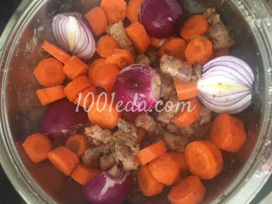 Мясо по-бургундски из свинины: рецепт с пошаговым фото - Шаг №5