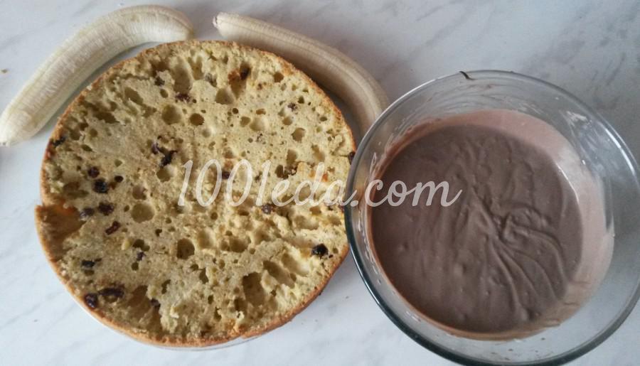 Торт Машинка: рецепт с пошаговым фото - Шаг №7