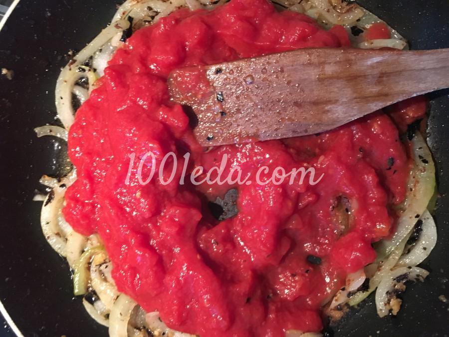 Жаркое из куриных желудочков с овощами: рецепт с пошаговым фото - Шаг №4