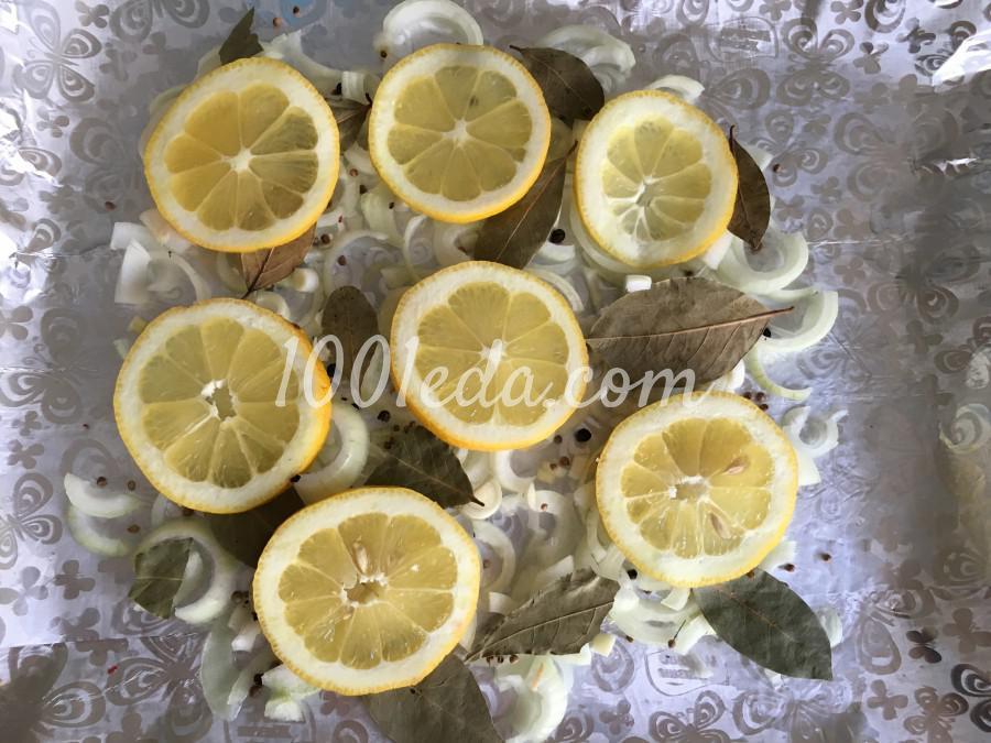 Сочный лосось в духовке: рецепт с пошаговым фото - Шаг №3