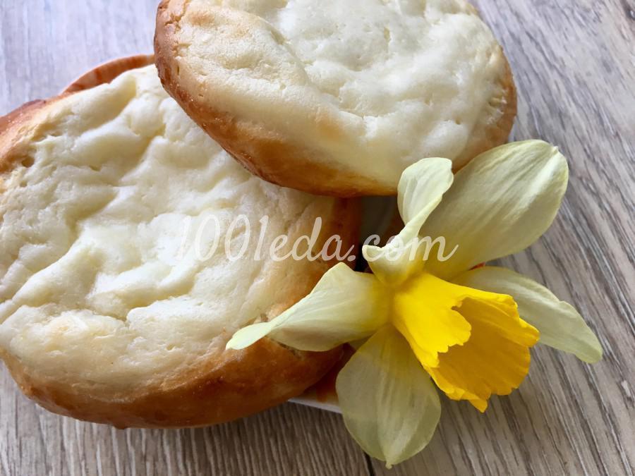 Вкусные булочки сметанники: рецепт с пошаговым фото
