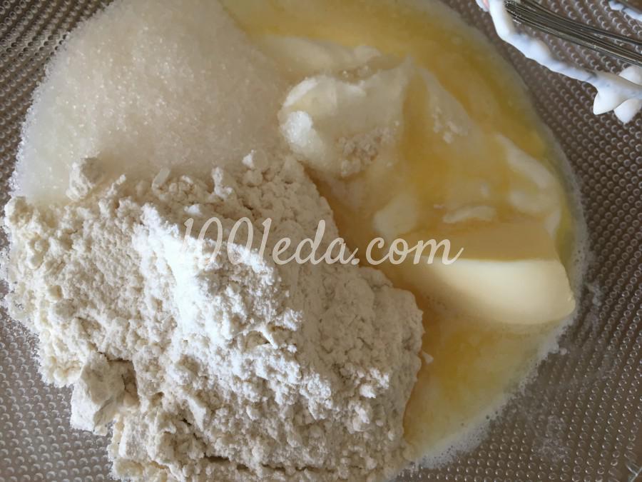 Вкусные булочки сметанники: рецепт с пошаговым фото - Шаг №2
