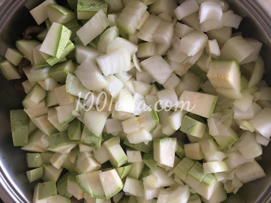 Один соус - два ужина: пошаговое фото - Шаг №3