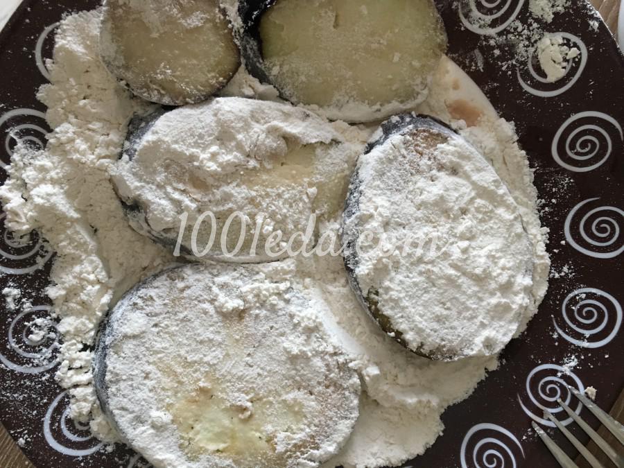 Божественные баклажаны с томатами и сыром: рецепт с пошаговым фото - Шаг №5