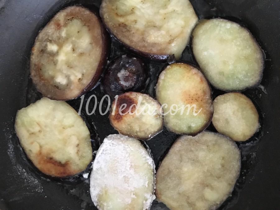 Божественные баклажаны с томатами и сыром: рецепт с пошаговым фото - Шаг №6