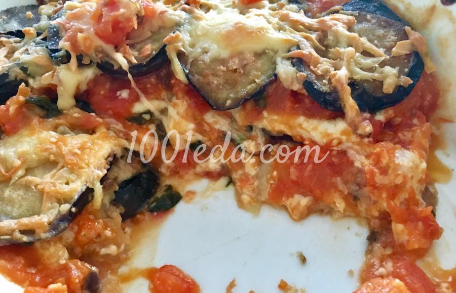 Божественные баклажаны с томатами и сыром: рецепт с пошаговым фото