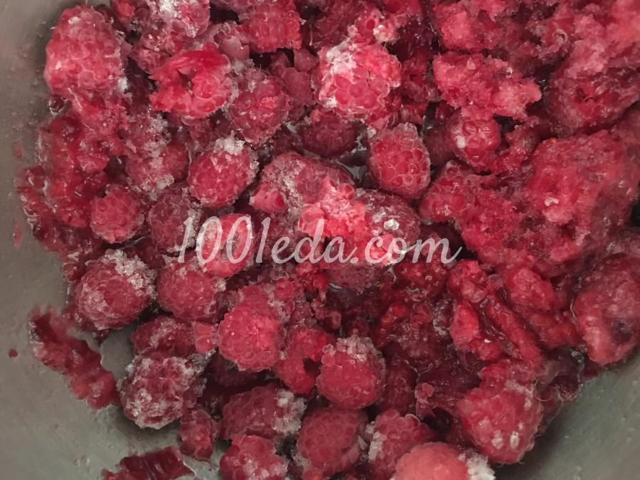 Нежнейший малиновый зефир: рецепт с пошаговым фото - Шаг №1