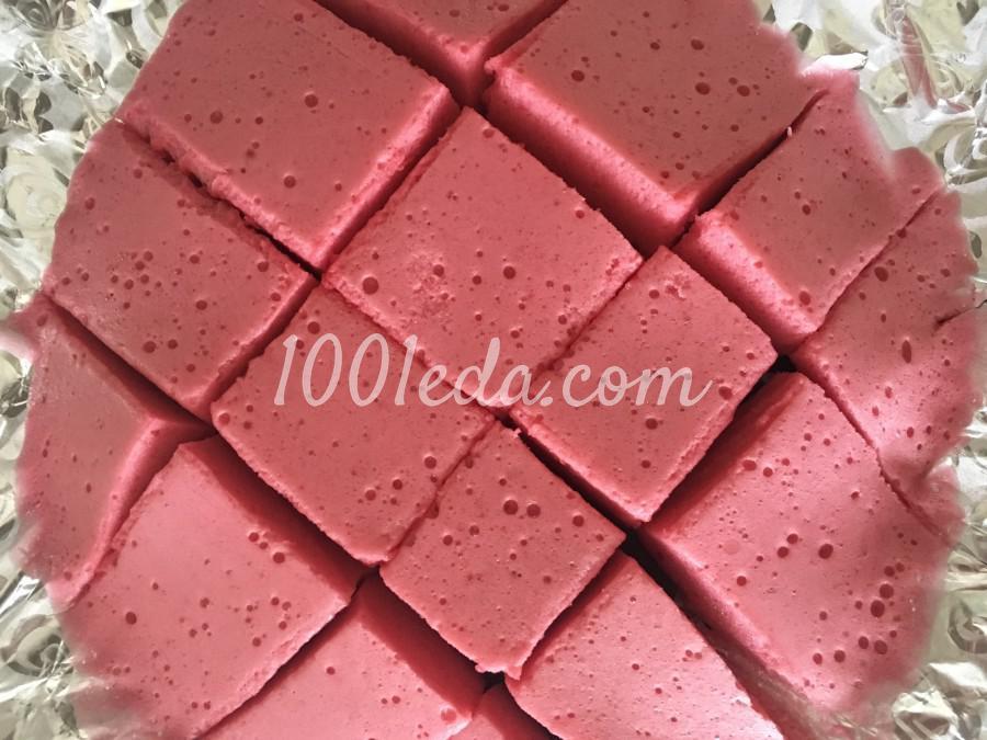 Нежнейший малиновый зефир: рецепт с пошаговым фото - Шаг №6