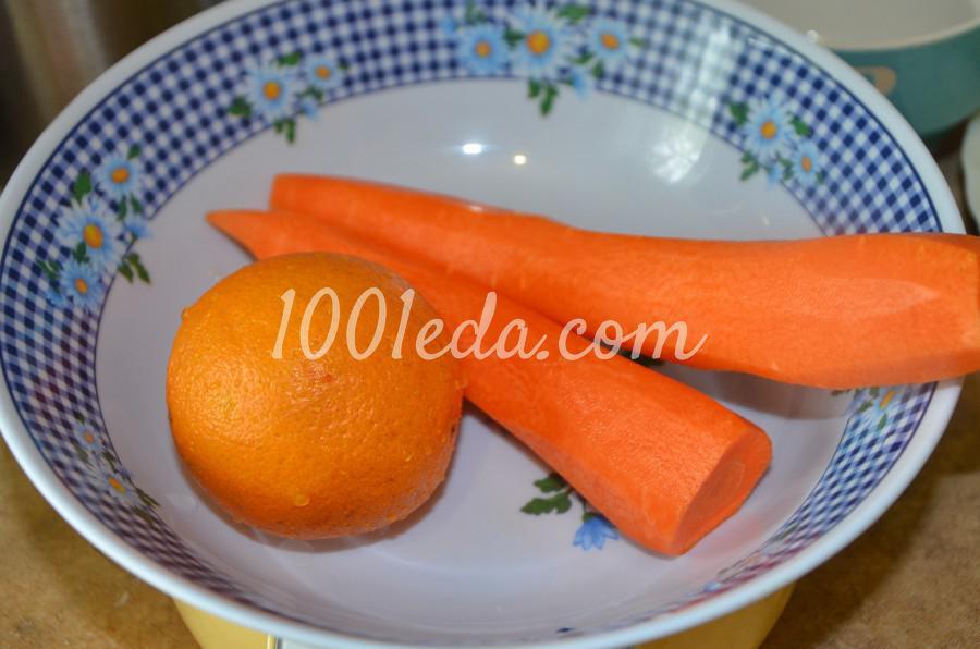 Экономные сладкие пирожки с морковкой и не только: пошаговое фото - Шаг №2