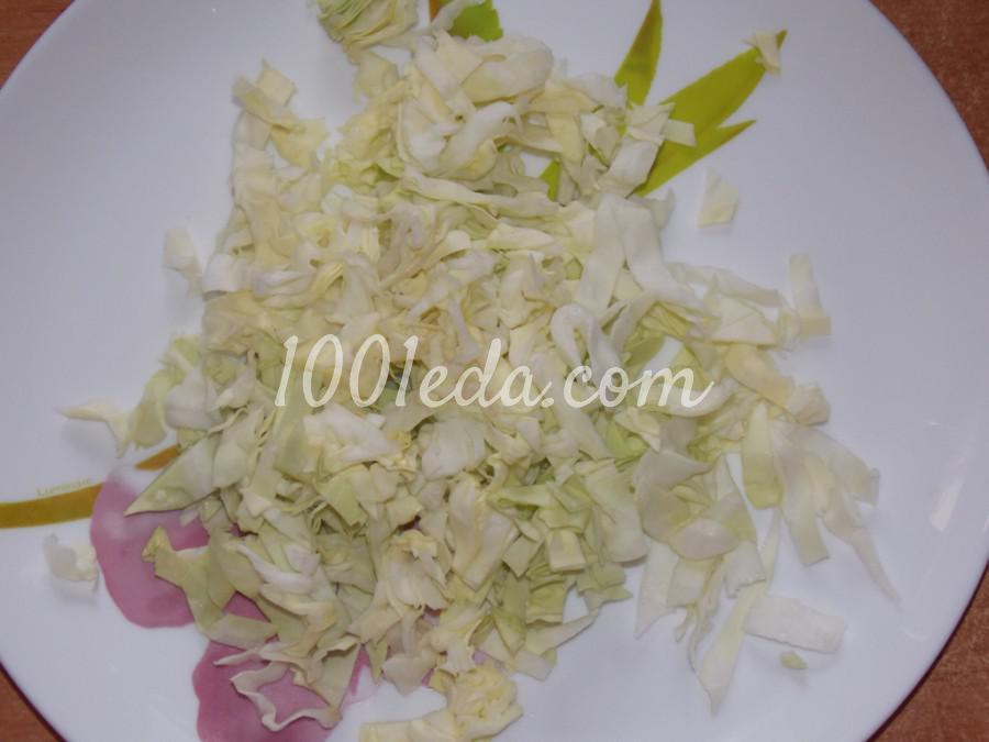 Нутово-капустный суп: пошаговое фото - Шаг №4