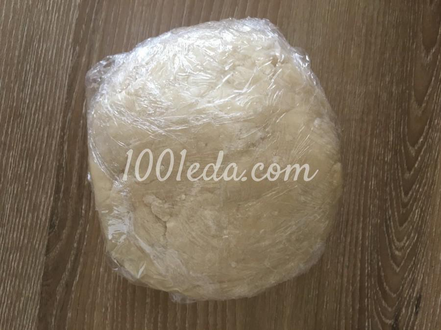 Печенье с жимолостью: пошаговое фото - Шаг №1