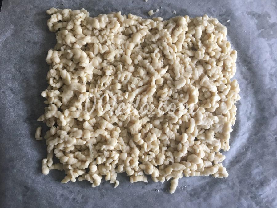 Печенье с жимолостью: пошаговое фото - Шаг №3