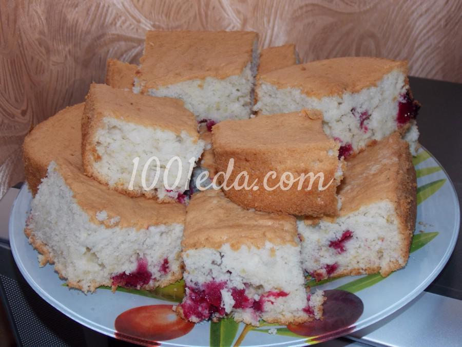 Пирог с вишней Любимый