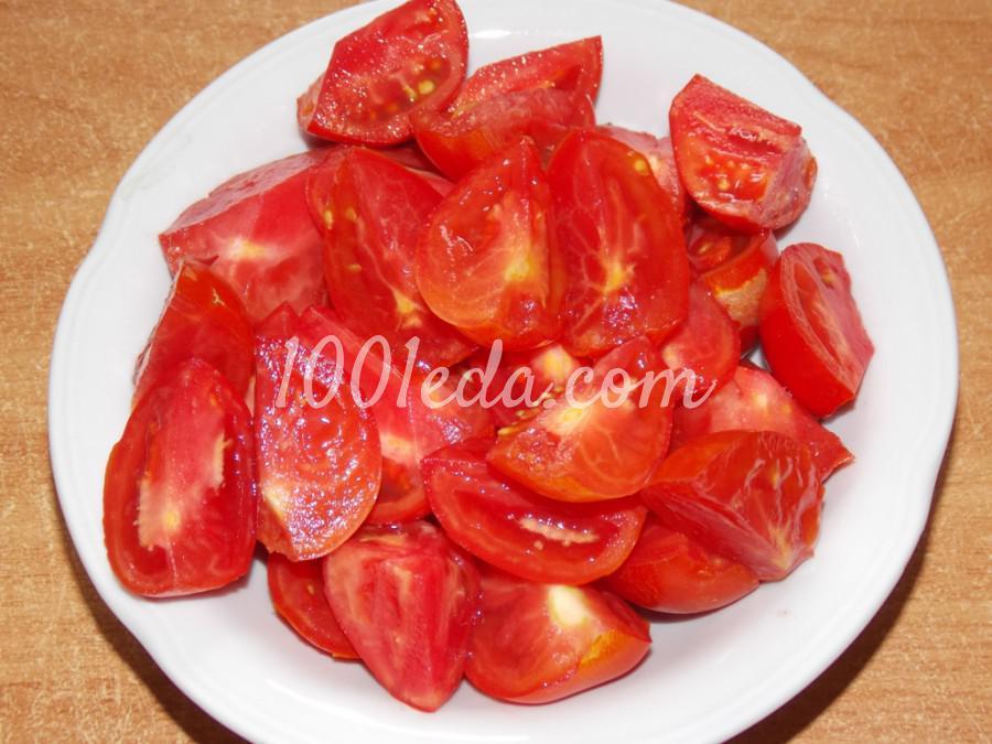 Порционные томатные запеканки: пошагово с фото - Шаг №4