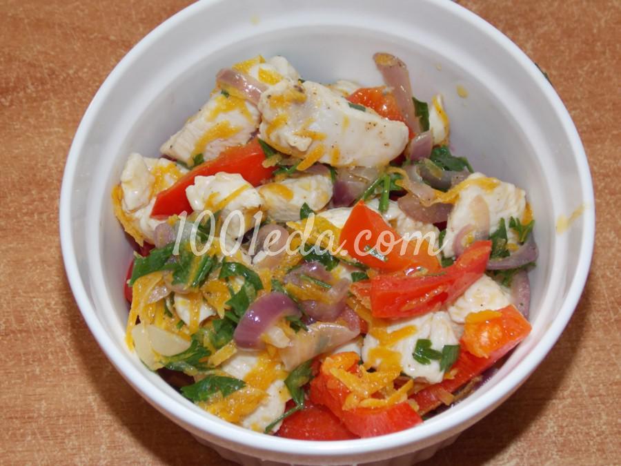 Порционные томатные запеканки: пошагово с фото - Шаг №13