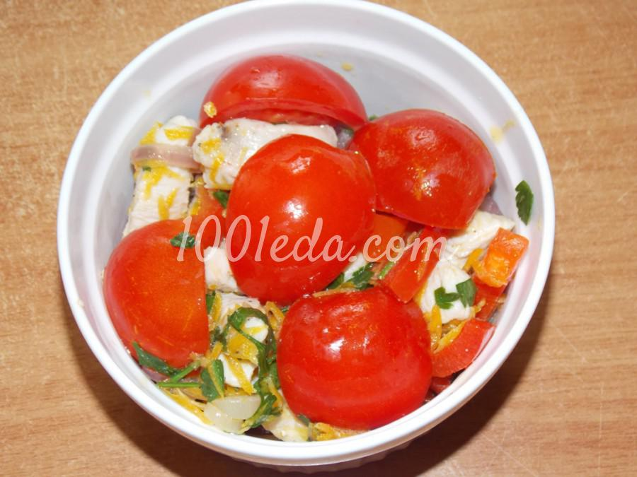 Порционные томатные запеканки: пошагово с фото - Шаг №14