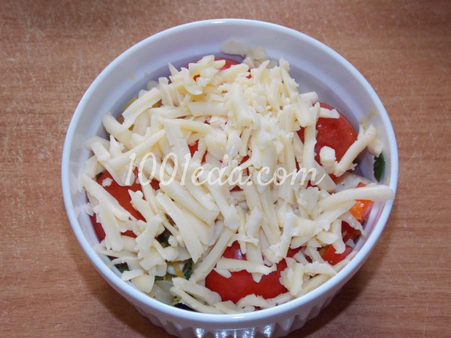 Порционные томатные запеканки: пошагово с фото - Шаг №15