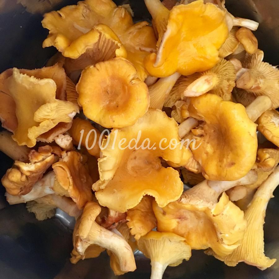 Жаркое с картофелем и лисичками: пошаговый с фото - Шаг №1