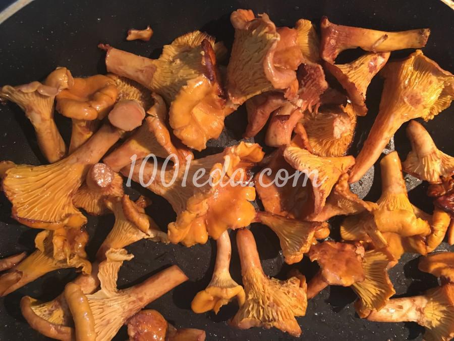 Жаркое с картофелем и лисичками: пошаговый с фото - Шаг №4