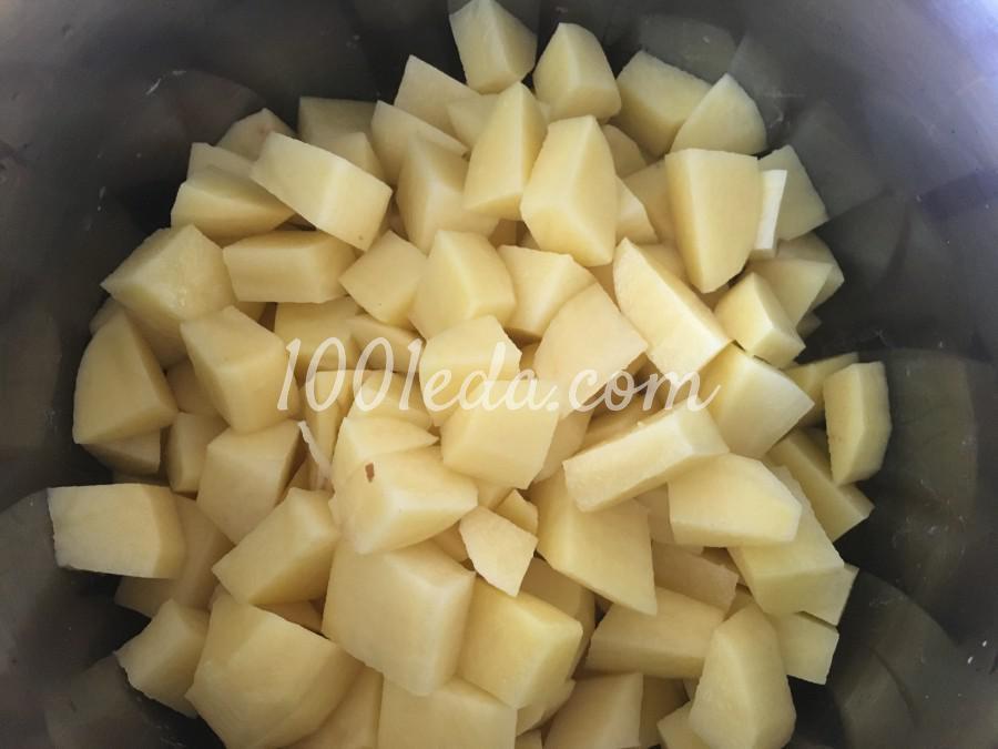 Жаркое с картофелем и лисичками: пошаговый с фото - Шаг №5