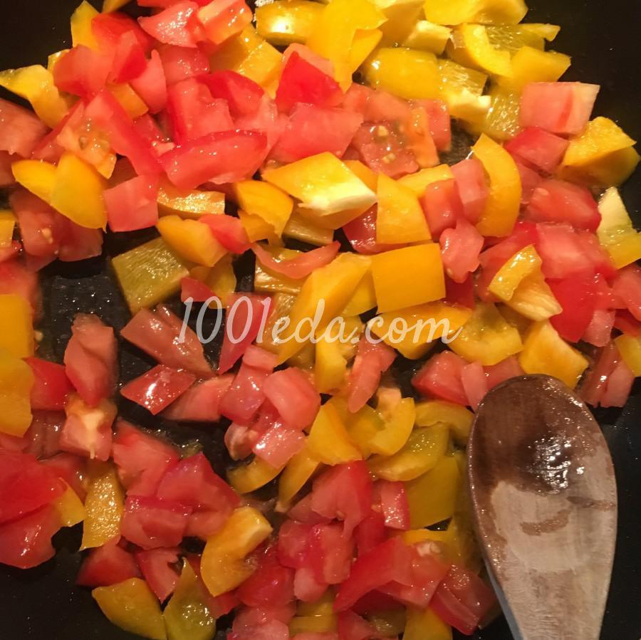 Овощной суп по-деревенски: пошаговое фото - Шаг №5