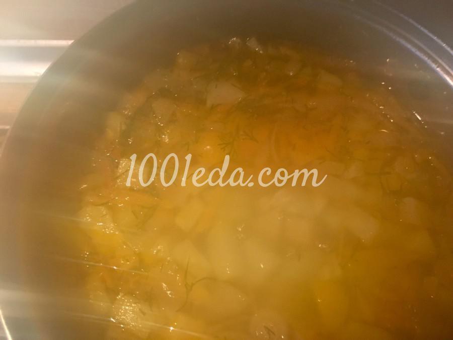 Овощной суп по-деревенски: пошаговое фото