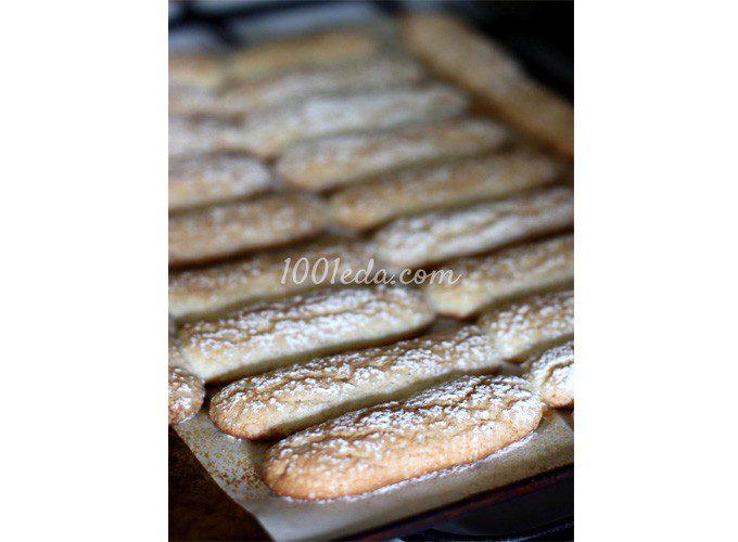 Печенье савоярди: пошаговый с фото