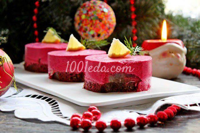 Закуска на Новый год Свекольные свечи