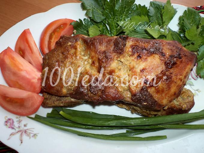 Сочное жаркое из говяжьего филе