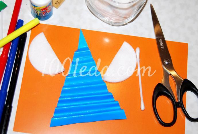 Поделки к новогоднему столу своими руками - Фото №13