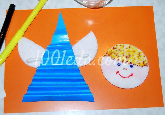 Поделки к новогоднему столу своими руками - Фото №14