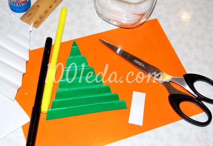 Поделки к новогоднему столу своими руками - Фото №16