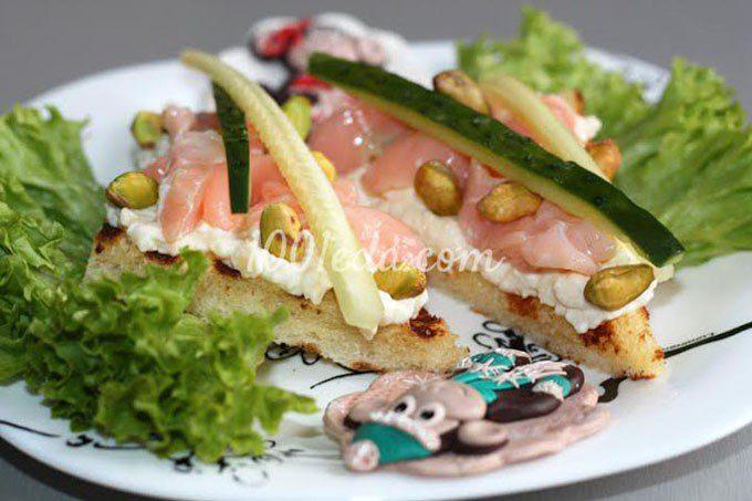 Красивые и очень вкусные Бутерброды