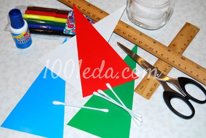 Поделки к новогоднему столу своими руками - Фото №2