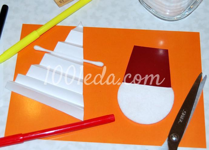 Поделки к новогоднему столу своими руками - Фото №20