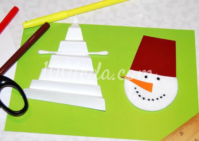 Поделки к новогоднему столу своими руками - Фото №21