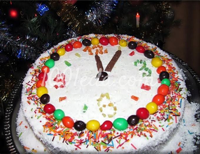 Торт С Новым годом!