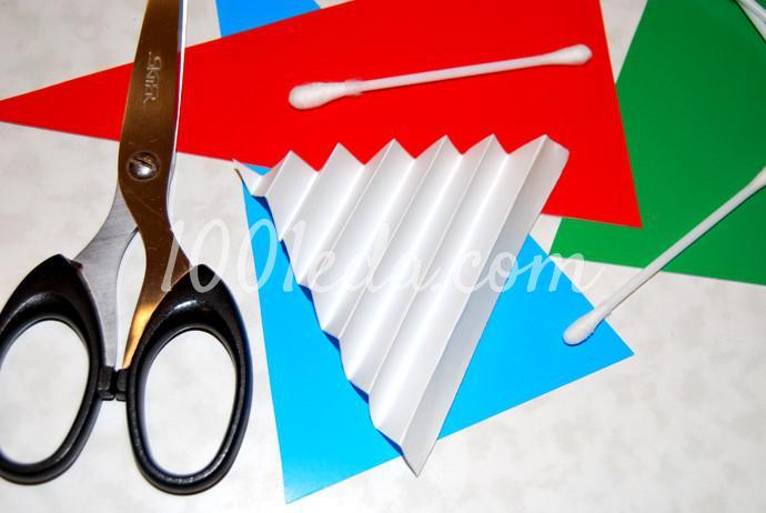 Поделки к новогоднему столу своими руками - Фото №3