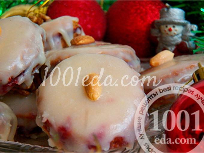 Песочное печенье Праздничное