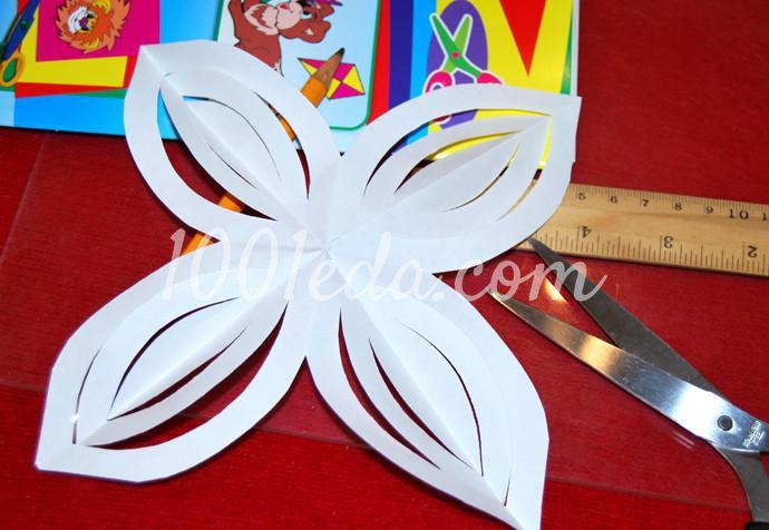 Поделки к новогоднему столу своими руками - Фото №32