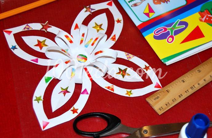 Поделки к новогоднему столу своими руками - Фото №35