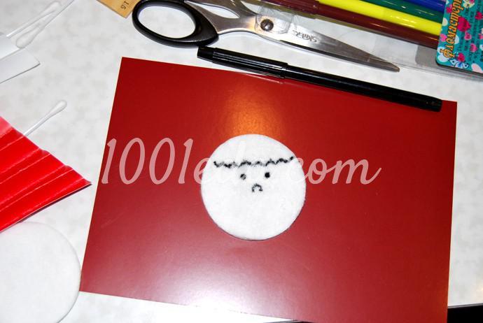 Поделки к новогоднему столу своими руками - Фото №5