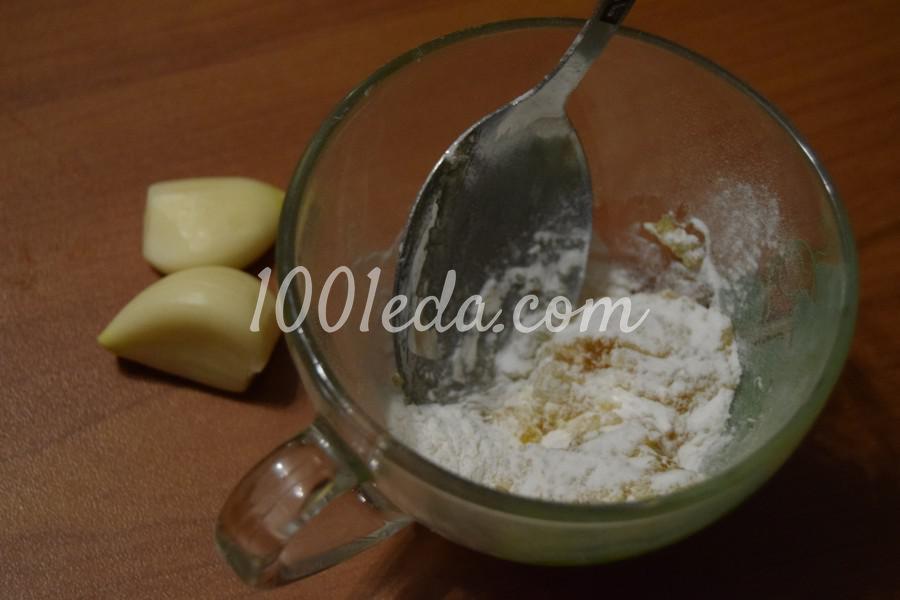 Праздничная курица с ананасами на сковороде: пошаговый с фото - Шаг №5
