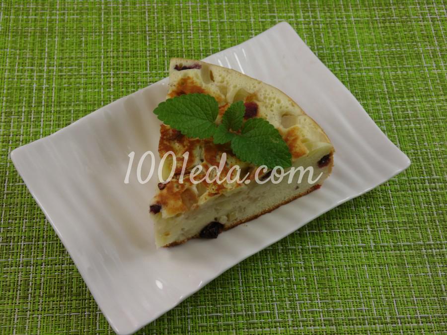 Яблочный пирог на сгущенке в мультиварке: пошаговый с фото